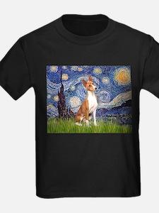 Starry Night & Basenji T