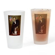 Lincoln & Basset Drinking Glass