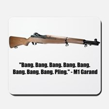 M1 Garand Mousepad