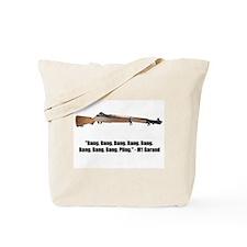 M1 Garand Tote Bag