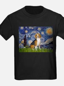 Starry Night & Beagle T