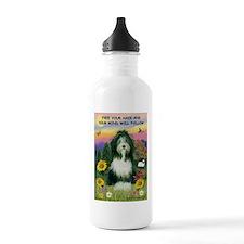 Free Your Hair... Beardie Water Bottle