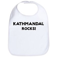 Kathmandau Rocks! Bib
