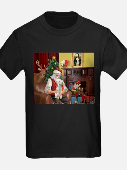 Santa's Bedlington T