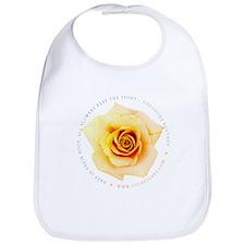 Yellow Roses Bib