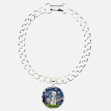 Starry Night Bedlington Bracelet