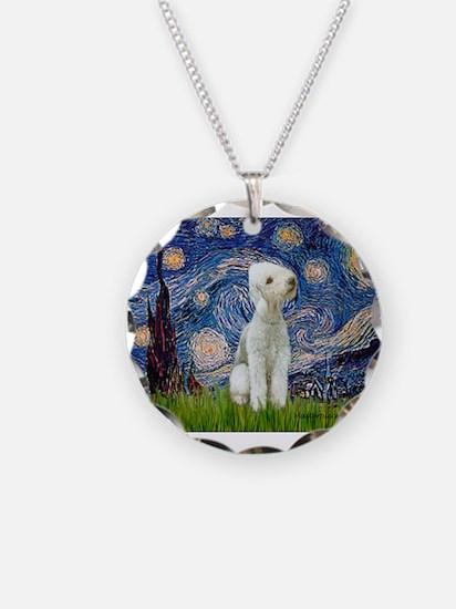 Starry Night Bedlington Necklace