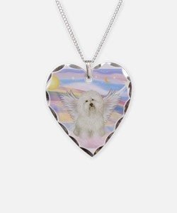 Bolognese Angel Necklace