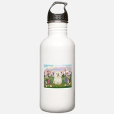 Bolognese/Blossoms Water Bottle