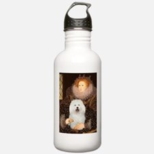Queen's Bolognese Water Bottle