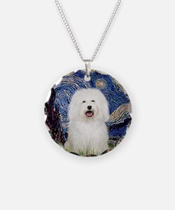 Starry Night Bolognese Necklace