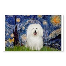 Starry Night Bolognese Decal