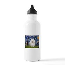 Starry Night Bolognese Water Bottle