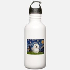 Starry Night Bolognese Water Bottle