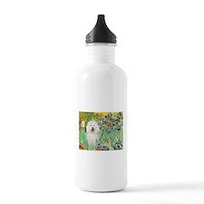 Irises & Bolognese Water Bottle