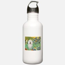 Irises & Bolognese Water Bottle