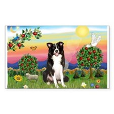 Bright Country/Border Collie Decal
