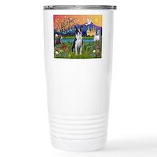 Fantasy Land/Boston T Travel Mug