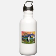 Fantasy Land/Boston T Water Bottle