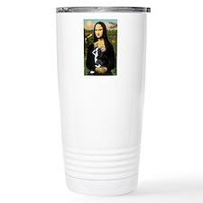 Mona Lisa/Boston T Travel Mug