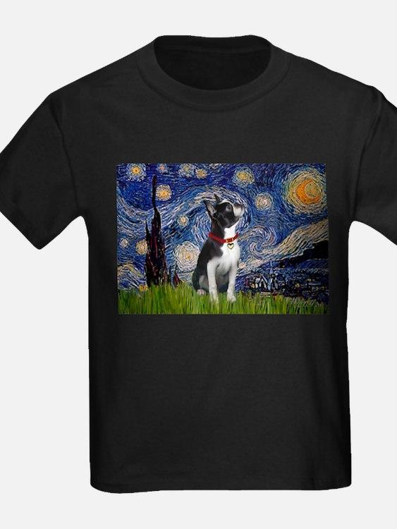 Starry Night & Boston T