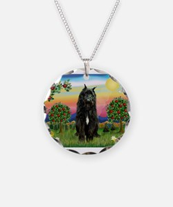 Bouvier/Bright Country Necklace