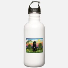 Bouvier/Bright Country Water Bottle