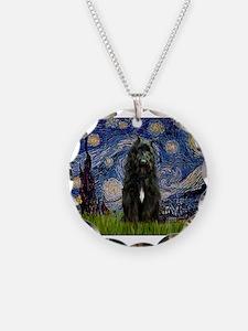 Starry Night Bouvier Necklace