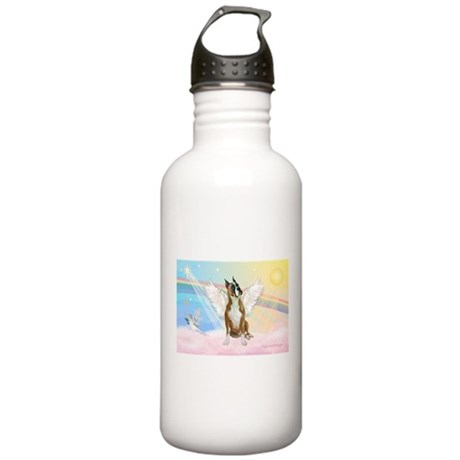 Angel / Boxer Stainless Water Bottle 1.0L