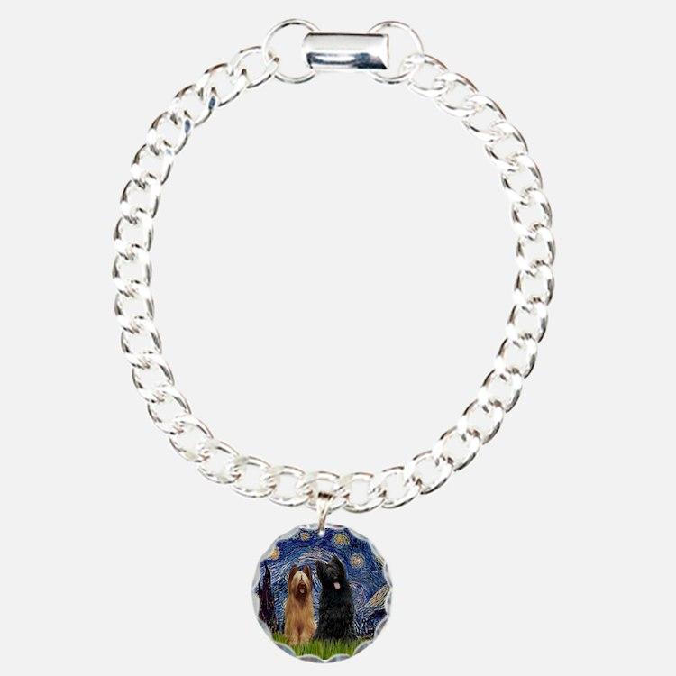 Cute Briard Bracelet