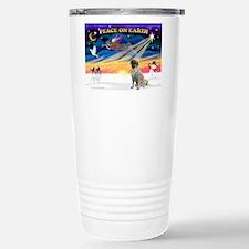 XmasSunrise/Mastiff #3 Travel Mug