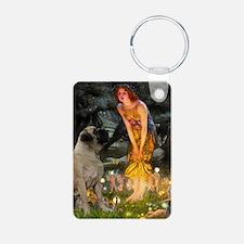 Midsummer's Eve Mastiff Keychains