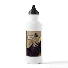 Mom's Bull Mastiff Water Bottle