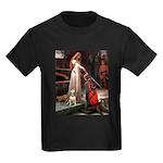 Accolade/Bull Terrier 1 Kids Dark T-Shirt