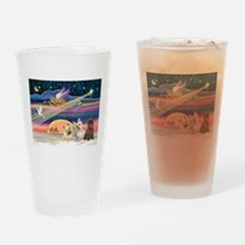 XmasStar/3 Cairns Drinking Glass