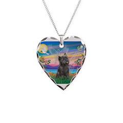 Guardian/Cairn Terrier Necklace