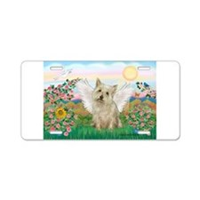 Country Spring/Cairn T Aluminum License Plate