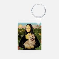 Mona/Cairn Terrier Keychains