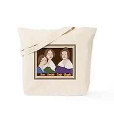 Bronte Sisters Tote Bag