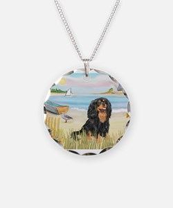 Rowboat / Cavalier (BT) Necklace