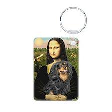 Mona & her Cavalier (BT) Keychains