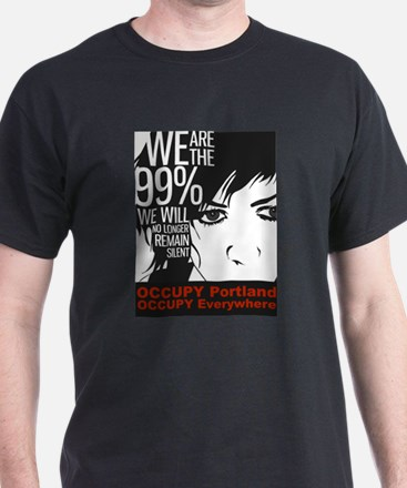 Occupy Portland T-Shirt