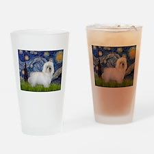 Starry Night/Coton Drinking Glass