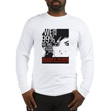 Occupy Seattle Long Sleeve T-Shirt