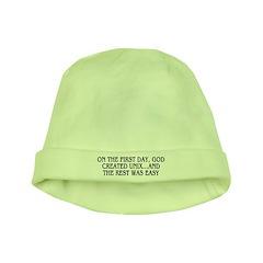 God created UNIX baby hat
