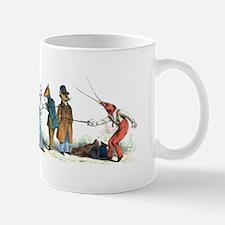 The Duel Mug