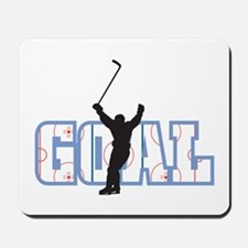 Hockey Goal Mousepad