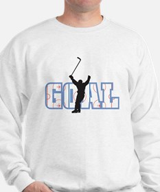 Hockey Goal Sweatshirt