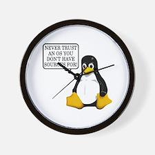 Never trust an OS Wall Clock