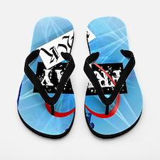 I Love Black Friday Flip Flops
